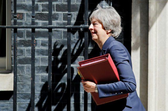 British PM says 'trust me' on Brexit