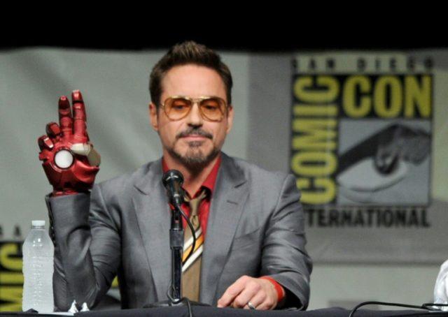 'Iron Man' suit worn by Robert Downey Jr. stolen