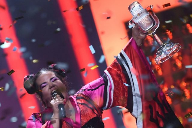 """Netta Barzilai track """"Toy"""" tapped into the #MeToo movement zeitgeist"""