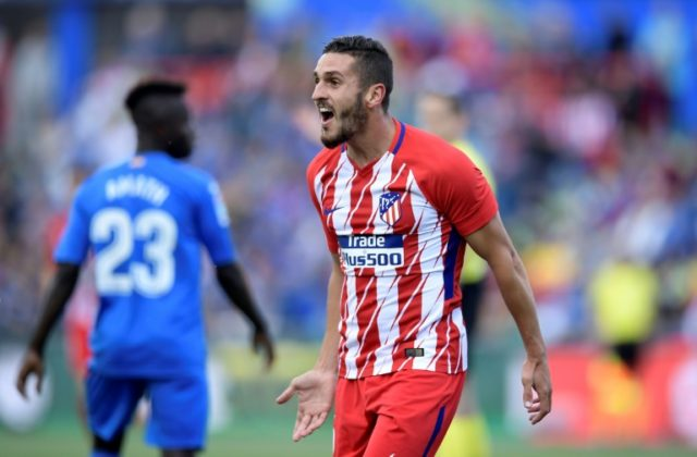 Koke struck early as Atletico Madrid edged out Getafe