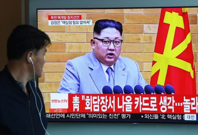 The move to dismantle Punggye-ri is another step in leader Kim Jong Un's charm offensive