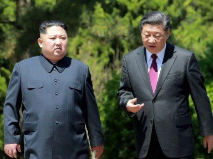 North Korean delegation visits China: reports