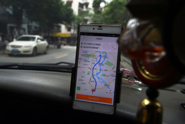 Didi Chuxing says it has 21 million drivers and more than 450 million users across its various services