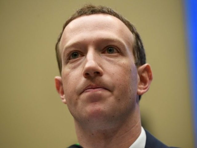Facebook CEO and founder Mark Zuckerberg, pictured in April 2018, will attend a closed-door meeting with the Eurpoean parliament's most senior deputies
