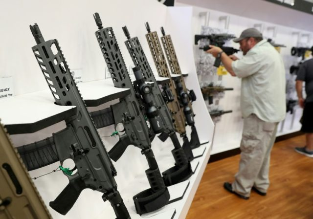 Latest shooting revives US arms control debate