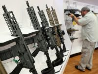 Poll: Majority of Americans Oppose 'Assault Rifles' Ban