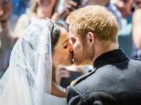 Harry and Meghan shake up royal tradition in star-studded wedding