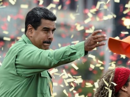 Maduro has presided over an implosion of once wealthy oil producer Venezuela's economy since taking office in 2013
