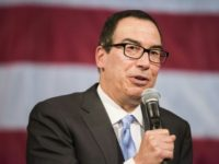 Mnuchin: Steel and Aluminum Tariffs on China Will Not Be Put on Hold