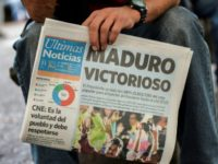 Venezuela Launches Probe into Anti-Regime Newspaper for 'Promoting Hate'