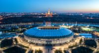 The Luzhniki stadium in Moscow will host the opening match and the final of the 2018 World Cup