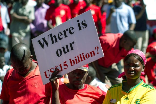 Lawmakers are planning to quiz Mugabe over his 2016 claim that Zimbabwe lost $15 billion in revenue due to corruption and foreign exploitation in the diamond sector
