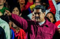 Although Venezuela's Nicolas Maduro won more than two thirds of the votes cast in Sunday's election, the ballot was marred by a historic absention rate of 52%