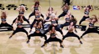 "The San Antonio Spurs said a 35-member ""hype team"" featuring acrobatics, dance, stunts and tumbling would be selected to replace the team's Silver Dancers dancing group"