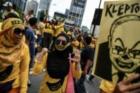 Allegations that billions of dollars were looted from sovereign wealth fund 1MDB by ex-leader Najib Razak helped Mahathir Mohamad's reformist alliance to a shock victory at the May 9 polls