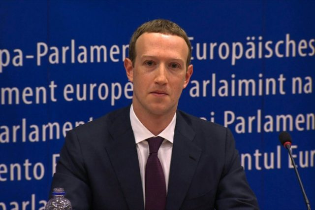 Facebook's Mark Zuckerberg: We'll block interference in European elections