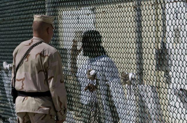 Guantanamo geriatrics? Detainee population quietly ages