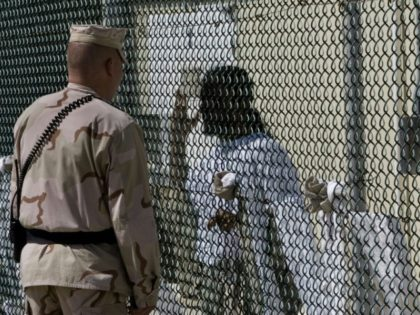It costs US taxpayers more than $450 million a year to keep Guantanamo's 40 remaining inmates