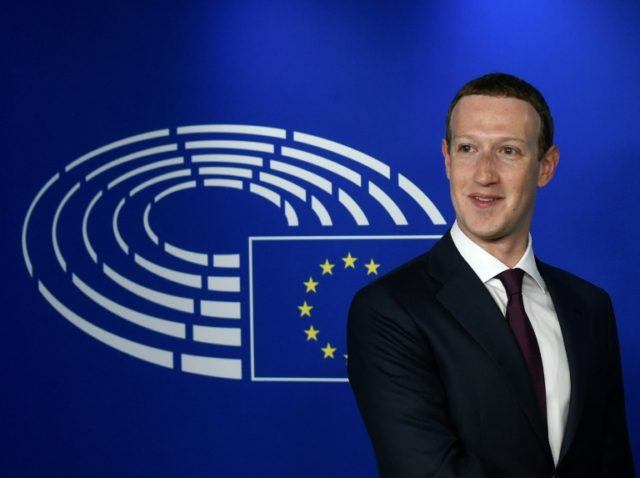 Zuckerberg to face pressure on taxes in meeting with Macron
