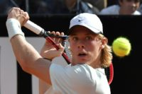 Denis Shapovalov lost to Rafael Nadal in Rome the week after reaching the Madrid semi-finals