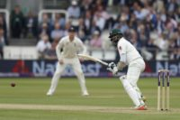 Azhar Ali helped to consolidate the good work of the Pakistan batsmen on the second day of the first Test against England