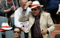 Romanian former tennis player Ilie Nastase is a flamboyant figure who seldom been afraid to court controversy