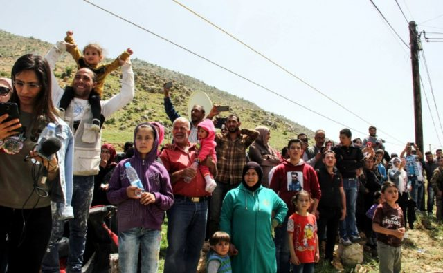 Lebanon, a country of just over four million people, has seen its water, electricity, and waste removal infrastructure strained by the influx of Syrian refugees