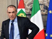 Italy financial markets plunge on political turmoil