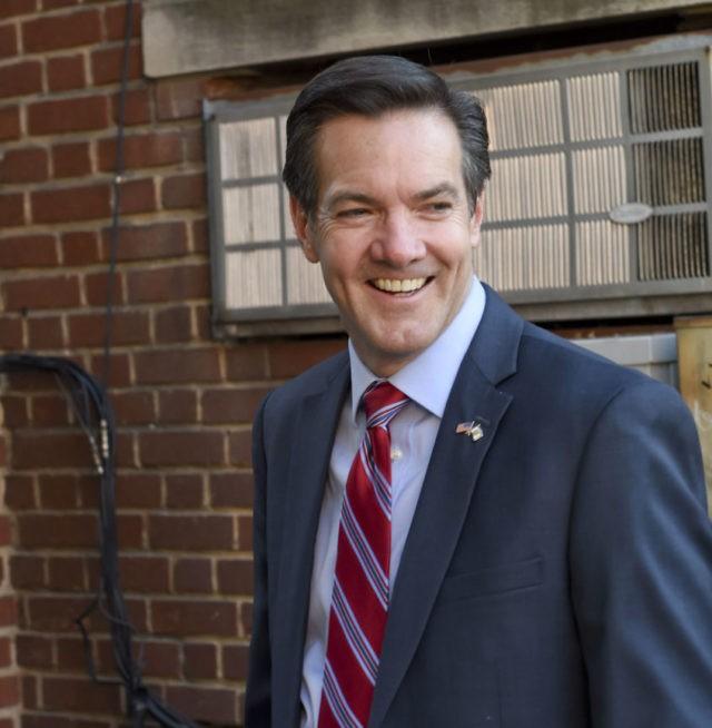 3 GOP Senate candidates participate in West Virginia debate