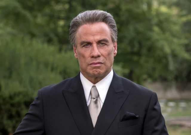 'Gotti,' with John Travolta, will premiere at Cannes