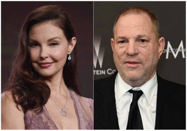Ashley Judd wants movie mogul Weinstein held accountable