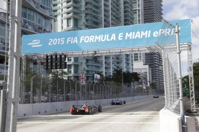 F1 seeking to hold race in Miami starting in 2019