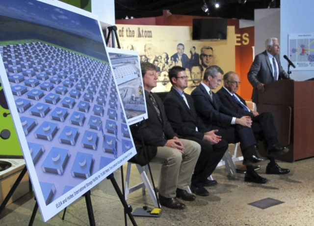 Storage plan for spent fuel adds to US nuclear debate