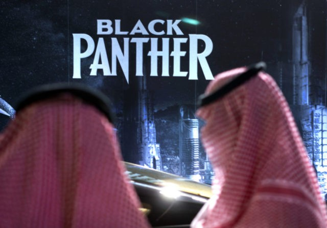Saudi Arabia opens second movie theater with region's Vox
