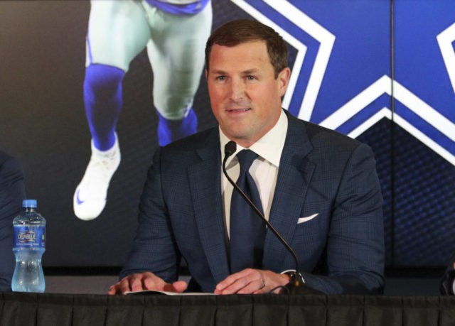 Cowboys' Jason Witten retiring sans Super Bowl for TV job
