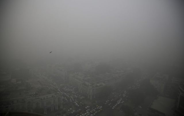 10 Indian cities top WHO list of most polluted in the world