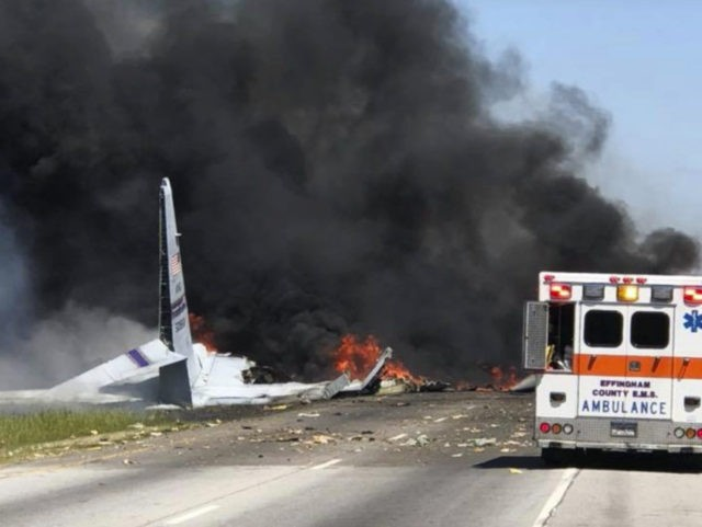Transport plane that crashed in Georgia was on final trip