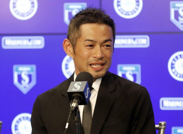 Ichiro Suzuki released by Mariners, moving to front office