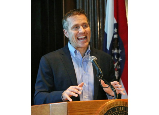 Missouri to hold session to consider impeaching governor
