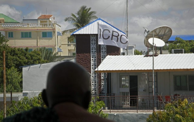 German staffer with Red Cross abducted in Somali capital