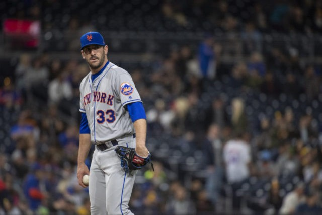 LEADING OFF: Mets part with Matt Harvey, MLB in Mexico