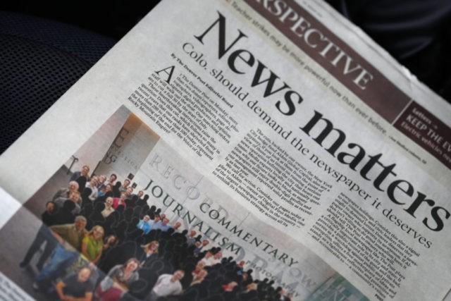 3 top figures at Denver Post, including former owner, quit
