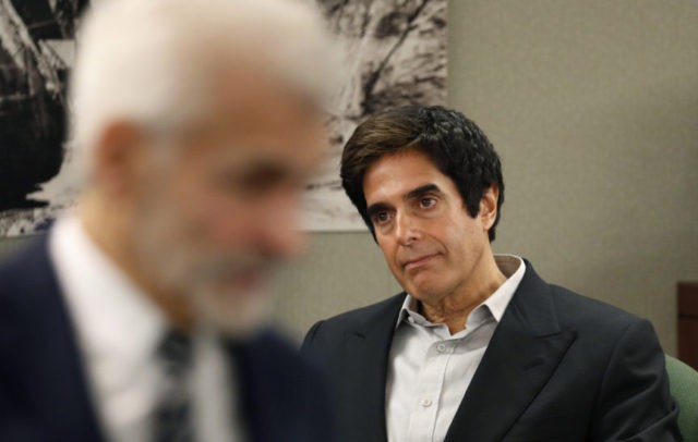 Copperfield: I'm queasy about injuries, can't recall fall