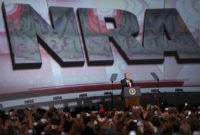 Watch: Donald Trump Delivers Remarks at the NRA Convention