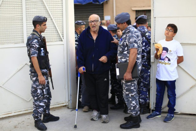 Lebanon holds first elections in 9 years