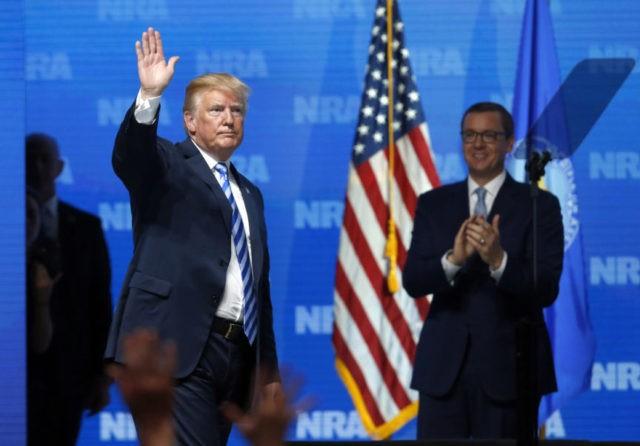 Chris Cox, Donald Trump,