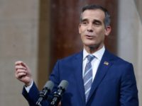 LA's Eric Garcetti Urges 'Snitching' on Stay-at-Home Violators