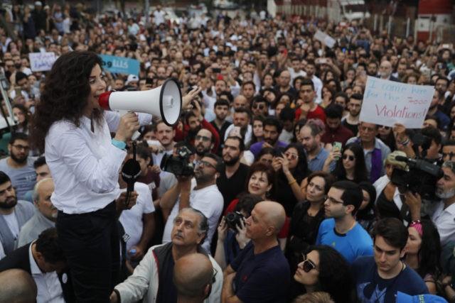 Outsiders in Lebanon politics make a small win look big