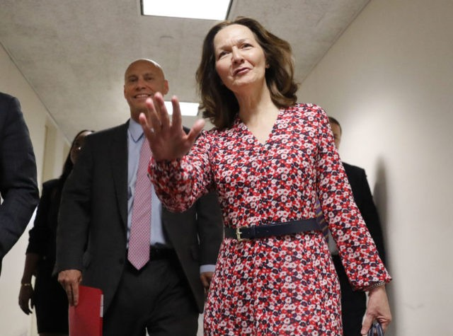 Gina Haspel, Marc Short