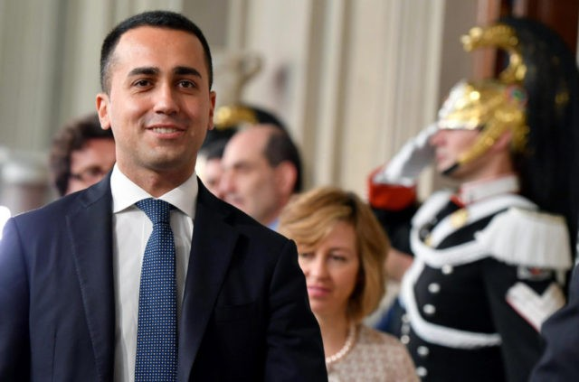 Italy's center-right pitches to try to form next government